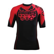 "Bad Boy ""Grinder"" Short Sleeve Rashguard"
